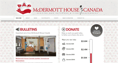 Preview of mcdermotthousecanada.org